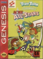Obal-Tiny Toon Adventures: ACME All-Stars