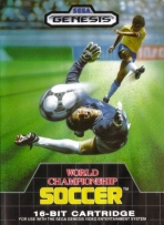 Obal-World Championship Soccer