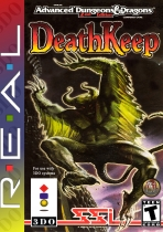 Obal-Advanced Dungeons & Dragons: DeathKeep