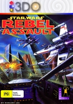 Obal-Star Wars: Rebel Assault