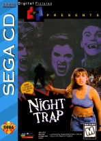 Obal-Night Trap