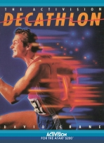 Obal-The Activision Decathlon