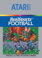 Obal-RealSports Football