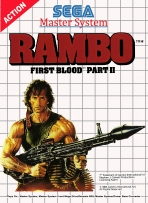 Obal-Rambo: First Blood Part II
