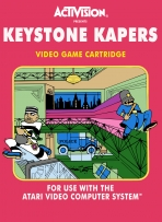 Obal-Keystone Kapers