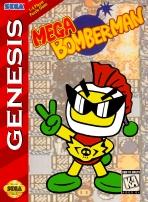 Obal-Mega Bomberman