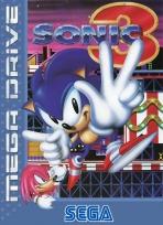 Obal-Sonic the Hedgehog 3