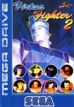 Obal-Virtua Fighter 2