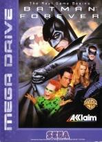 Obal-Batman Forever
