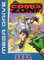Obal-Comix Zone