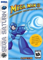 Obal-Mega Man 8: Anniversary Collector´s Edition