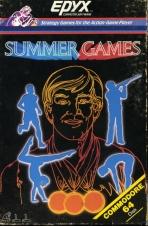 Obal-Summer Games
