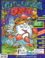 Obal-Crystal Kingdom Dizzy