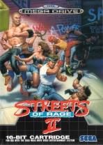 Obal-Streets of Rage II