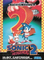 Obal-Sonic the Hedgehog 2