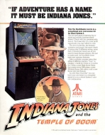 Obal-Indiana Jones and the Temple of Doom