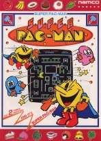 Obal-Super Pac-Man