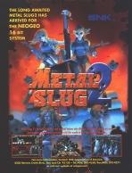 Obal-Metal Slug 2