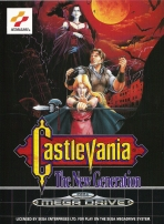Obal-Castlevania: The New Generation