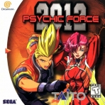 Obal-Psychic Force 2012