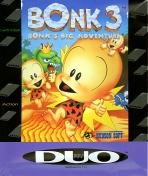 Obal-Bonk 3: Bonk´s Big Adventure (Turbo Chip)