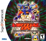 Obal-Cyber Troopers Virtual-On Oratorio Tangram