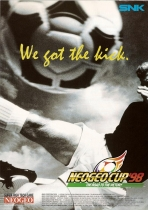 Obal-Neo Geo Cup ´98: The Road to the Victory