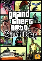 Obal-Grand Theft Auto: San Andreas
