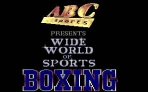 Obal-ABC Wide World of Sports Boxing