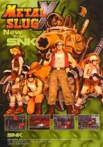 Obal-Metal Slug: Super Vehicle - 001
