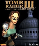 Obal-Tomb Raider III Gold: The Lost Artifact