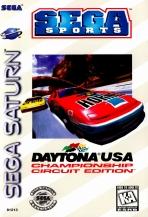 Obal-Daytona USA: Championship Circuit Edition