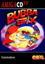Obal-Bubba ´n´ Stix