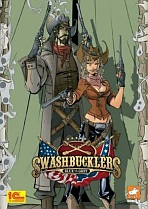 Obal-Swashbucklers: Blue vs. Grey