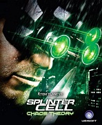 Obal-Tom Clancy´s Splinter Cell Chaos Theory