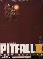 Obal-Pitfall II: Lost Caverns