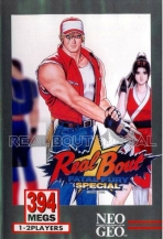 Obal-Real Bout Fatal Fury Special
