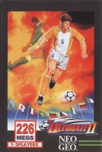 Obal-The Ultimate 11: SNK Football Championship