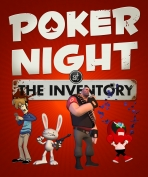 Obal-Poker Night at the Inventory