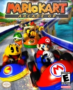 Obal-Mario Kart Arcade GP