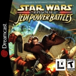 Obal-Star Wars: Episode I - Jedi Power Battles