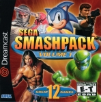 Obal-Sega Smash Pack Volume 1