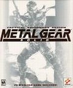 Obal-Metal Gear Solid Integral