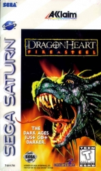 Obal-DragonHeart: Fire & Steel