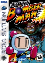 Obal-Saturn Bomberman