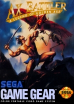 Obal-Ax Battler: A Legend of Golden Axe