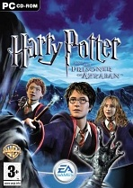 Obal-Harry Potter and the Prisoner of Azkaban