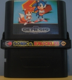 Obal-Sonic the Hedgehog 2 & Knuckles