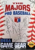 Obal-The Majors Pro Baseball