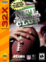 Obal-NFL Quarterback Club